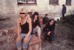 женщины в тюрьме - кто они